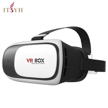 ITSYH VR BOX2 Storm New Generation Kotaku Phone Version Virtual Reality Glasses rift 3d Games Movie for 4.7″ -6.0″  phone TW-412