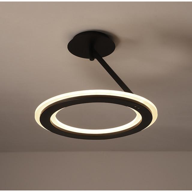 Postmodern Single-head LED Ceiling Lamp Lights