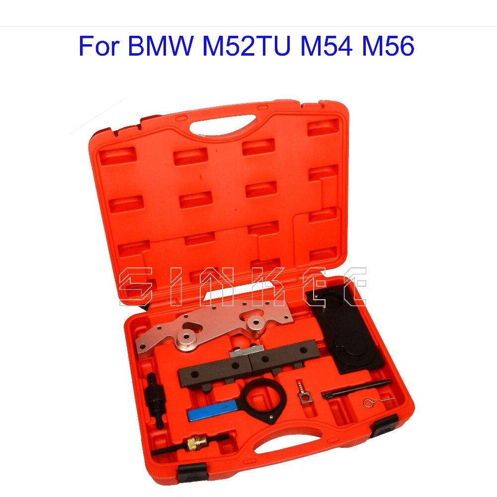 Pour BMW M52TU M54 M56 Double Vanos maître moteur arbre à cames alignement verrouillage jeu d'outils de distribution SK1526