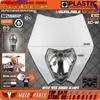 POWERZONE Headlight For KTM SX EXC XCW XCF SXF SMR Motorcycle Dirt Bike Motocross Supermoto Enduro Headlamp Headlight Fairing review