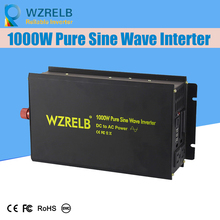 Reliable Pure Sine Wave Inverter UPS and charging function 1000W outdoor home frequency inverter with charger