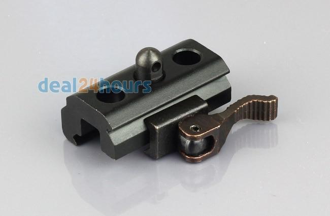 QD Quick Detach Cam Lock Sling адаптер для Picatinny Weaver Rails SGP