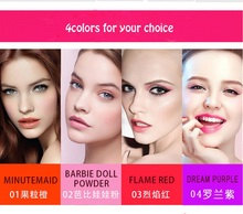 купить 2PCS/LOT KLJM 100% Original Magic Lipgloss Lipstick Color Temperature Change Moisturizer Bright Surplus Lipstick Lip careMakeup дешево