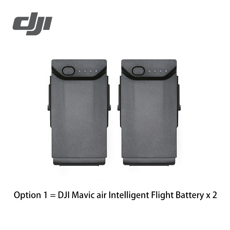 DJI Mavic Air Battery Car Charger Intelligent Flight Battery Made with High-density Lithium,Fly More Than 21 min for Mavic Air квадрокоптер dji mavic air fly more combo eu flame red