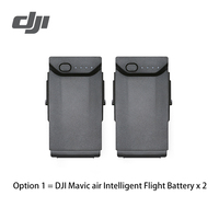 DJI Mavic Air Battery Car Charger Intelligent Flight Battery Made with High density Lithium,Fly More Than 21 min for Mavic Air