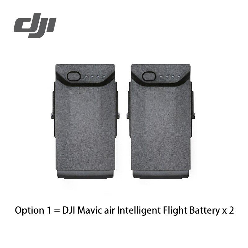 DJI Mavic Luft Batterie Auto Ladegerät Intelligente Flug Batterie Gemacht mit dichte Lithium-, fliegen Mehr Als 21 min für Mavic Luft