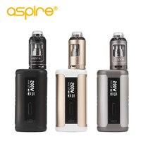 Electronic Cigarette Aspire Speeder Kit E Cigarettes 4ml Athos Vape Tank Atomizer Vaporizer 200W Mod Vape Kit e cig starter kit
