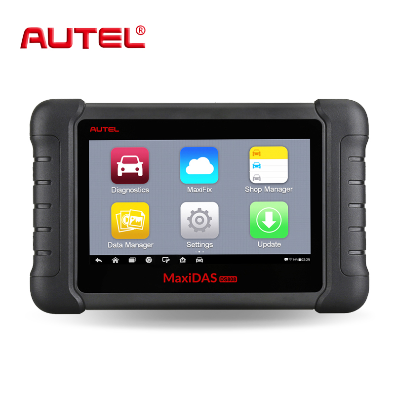 Autel Maxidas DS808 Diagnostic Tool Professional Auto Diagnosis Update Online Update from DS708 Auto ECU Scanner autel maxidas ds808 auto diangostic tool perfect replacement of autel ds708