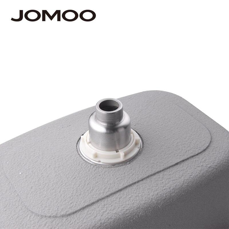 Évier de cuisine JOMOO double bol en acier inoxydable au-dessus du comptoir ou éviers udermount lavabo à légumes éviers épais évier de cuisine - 5