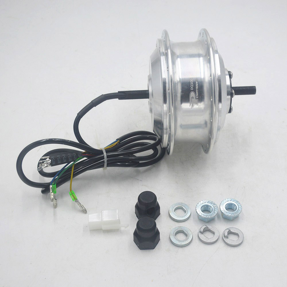 <font><b>36V</b></font> 250W electric bicycle hub <font><b>motor</b></font> High Speed Brushless Gear Hub <font><b>Motor</b></font> e-bike engine <font><b>motor</b></font> Front Wheel Drive DQ100 image