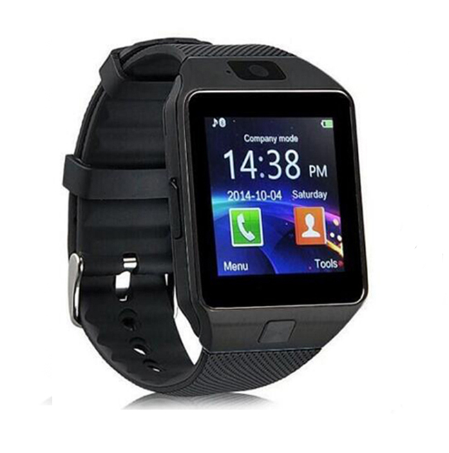 imágenes para 2016 bluetooth smart watch dz09 para samsung s4/note 3 htc Android Smartphones Teléfonos Android Wear PK GV18 GT08 GV09 M26 U8