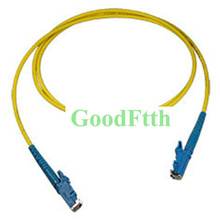 Câble de raccordement de cordon de raccordement de fibres E2000 E2000 UPC SM Simplex GoodFtth 1 15m