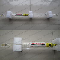 Free By DHL Hight Quality 700MM 40W Co2 Laser Tube For Engraver Cutting Machine Water Pipe