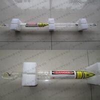 Hight Qualität 700MM 40W Co2 Laser Rohr für Stecher Schneiden Maschine + Wasser Rohr + Kafuter Silikon Gummi kleber-in Holzfräsemaschinen aus Werkzeug bei