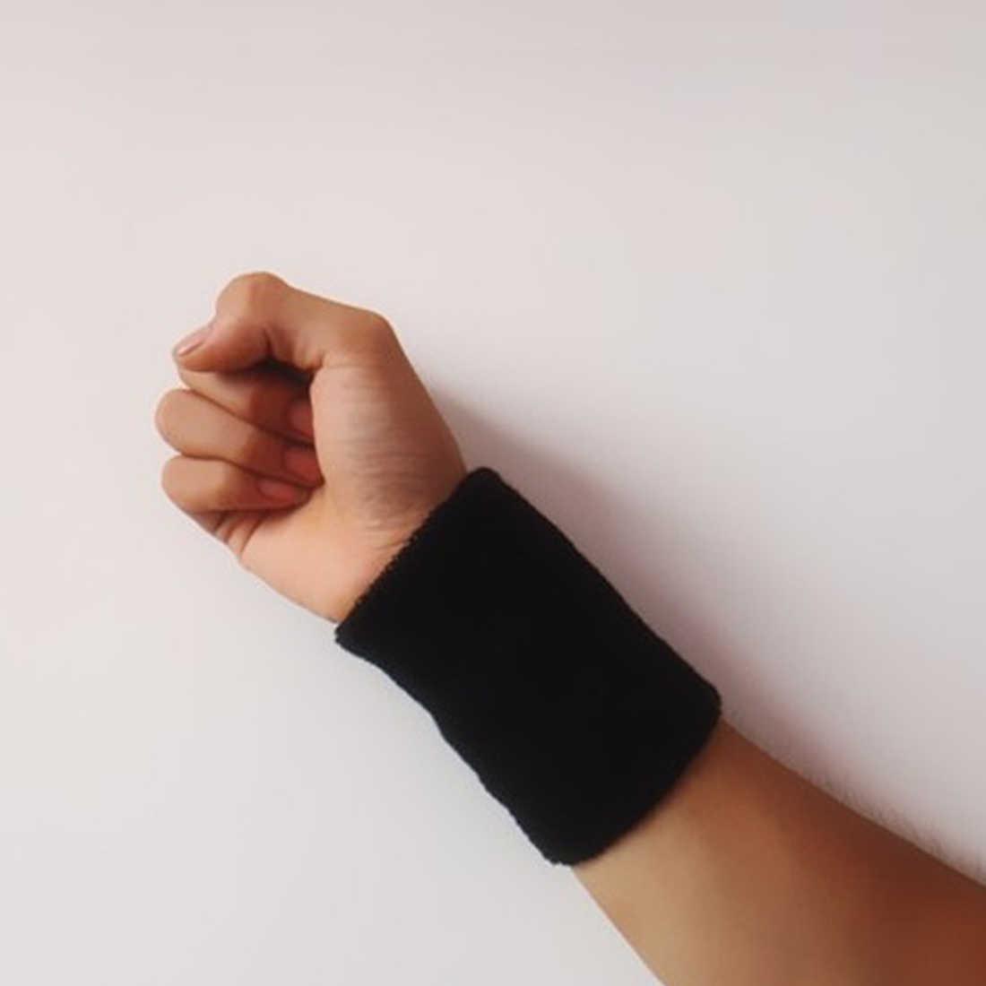 1 шт. Спортивный Теннисный Напульсник для бадминтона для спортзала для игры в баскетбол браслет подарок