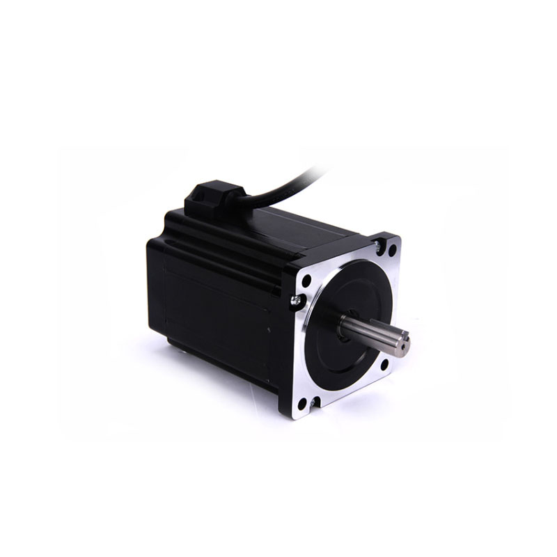 цена на Original hybrid 86 stepper Motor 2 phase stepper motor 118/86 stepper motor high torque 8.5N.M current 6.0 / 3.0A nema34