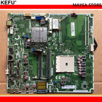 653845 001 For HP TouchSmart 320 AIO Motherboard AAHD3 NK Mainboard 100%tested fully work