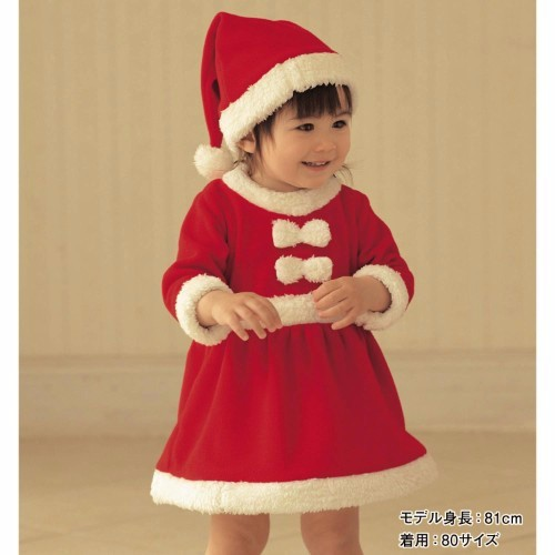 bb496ca9e6887 US $9.8 |2016 Christmas Costume Baby Boys Clothes Sets Baby Santa Claus  Rompers Long Sleeve +Hat Suits Toddler Baby Clothes Warm Fleece-in Clothing  ...
