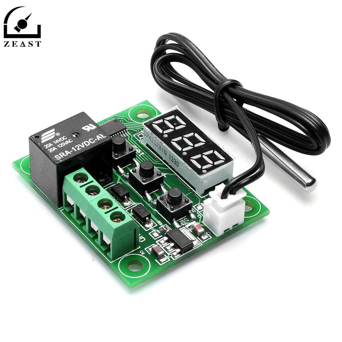 схема терморегулятор на контроллере до 300 градусов