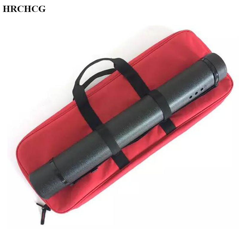 3 Colors Recurve Bow Bag and Plastic Arrow Tube Easy Carrying Bow Case Arrow Handle Bow