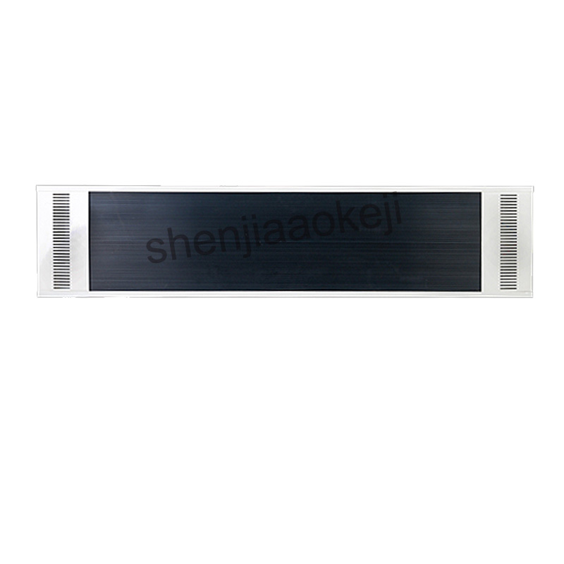 1500W Infrared Radiant Panel Heater Ceiling/ electric hot plate heater high temperature Wall Mounted Electric Heater 220V 1PC