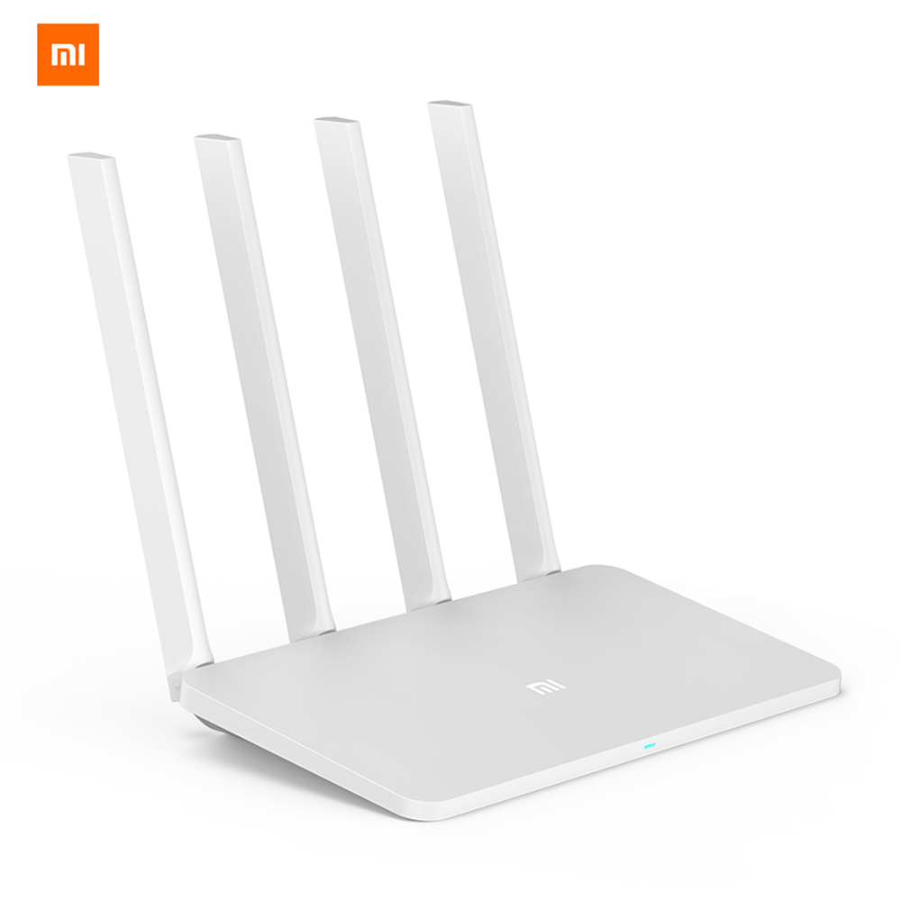 Newest Xiaomi Wireless Wifi Router 3A 1167Mbps 64MB 802.11ac Dual Band 2.4G/5GHz Wi-Fi Extender Mi Router Exclusive MiWiFi App [английская версия] оригинальный xiaomi mi wifi 3 router eu затыкает смарт 4 антенны 1167mbps dual band