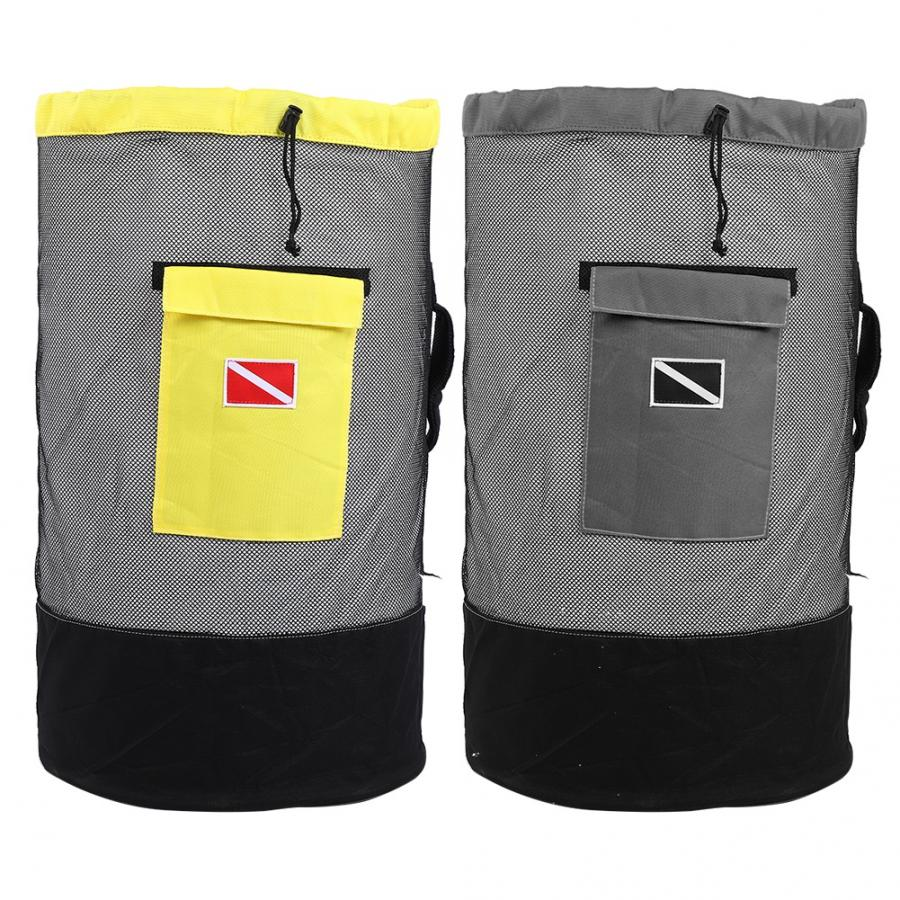 80L Large Capacity Diving Bag Swimming Backpack Diving Drifting Kayaking Storage Pouch Football Multiple Pockets Swim Bags