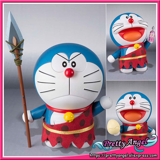 Original Bandai Robot Spirits No.194 New Doraemon: Nobita and the Birth of Japan Action Figure - Doraemon: DORAEMON THE MOVIE 20 chinese chronological stamps 2006 28 the one hundred and fortieth anniversary of the birth of sun yat sen fidelity