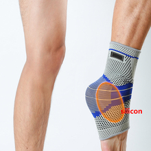 1 Pcs Ankle Support Silicone Ankle Protectior Fitness Compression Sport Ankle Support Brace Outdoor Protector Plantar Fasciitis