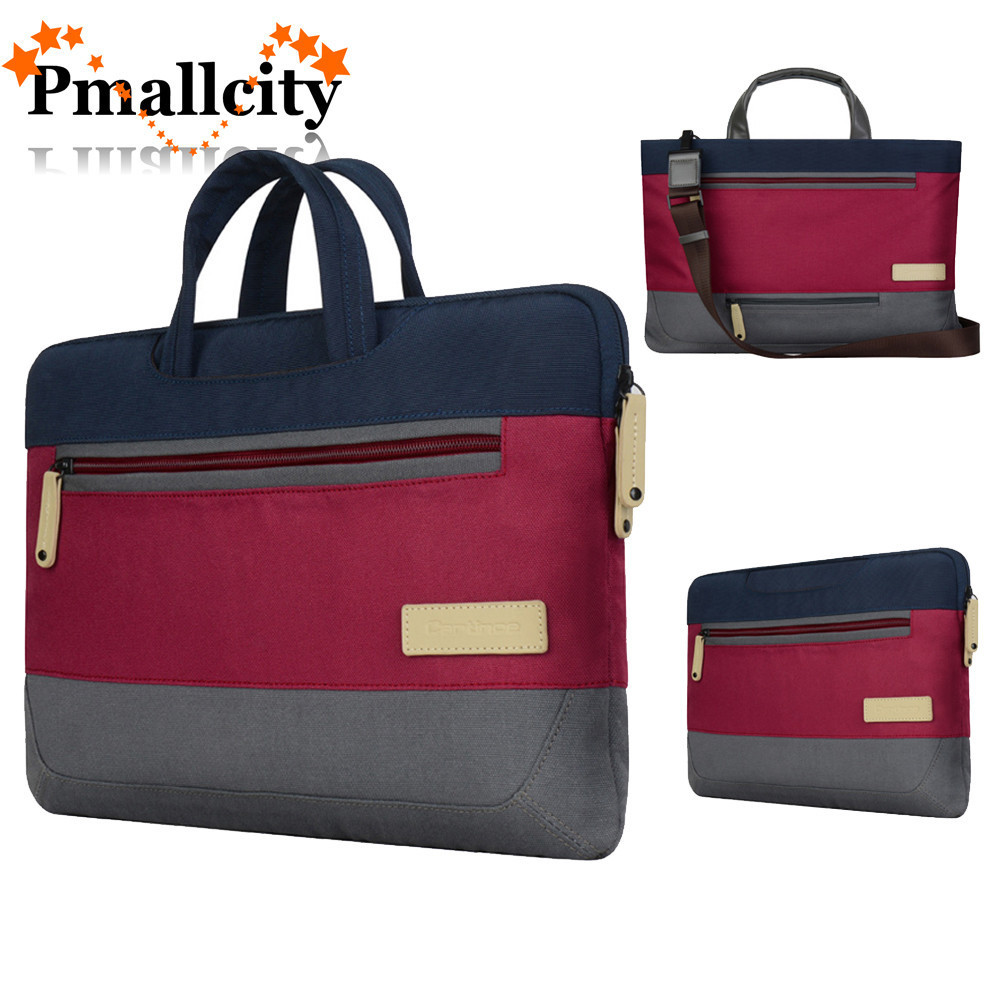 Brand 15 13 11 Laptop Bag 13.3 for macbook air 13 case Laptop sleeve case for macbook pro 15 13 Cover Retina notebook school bag