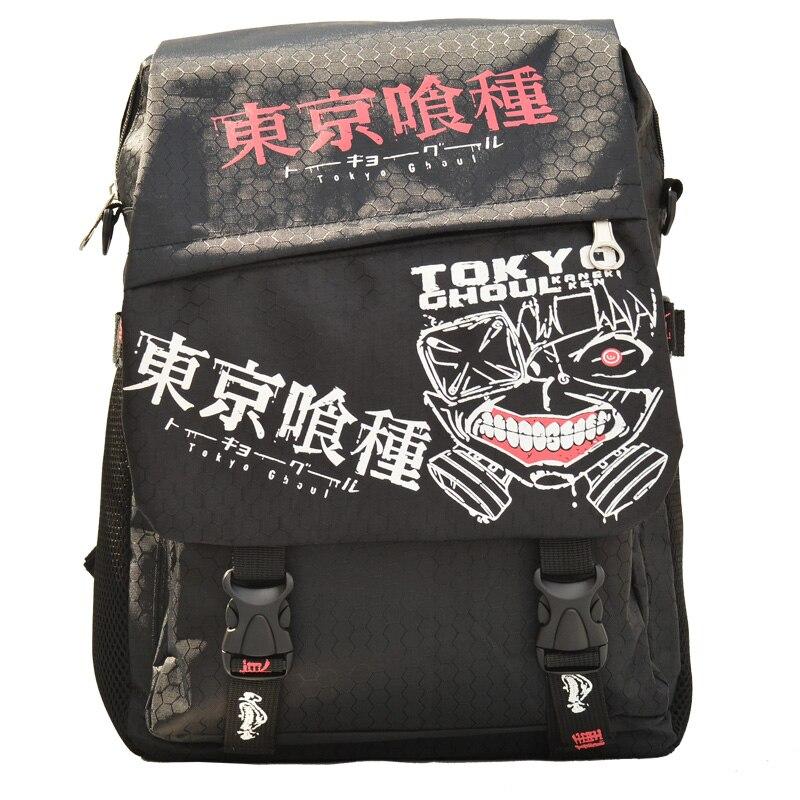 Fée séraphin Tokyo Ghoul sac à dos impression dessin animé Style enfants sac à dos rabat conception adolescent sac