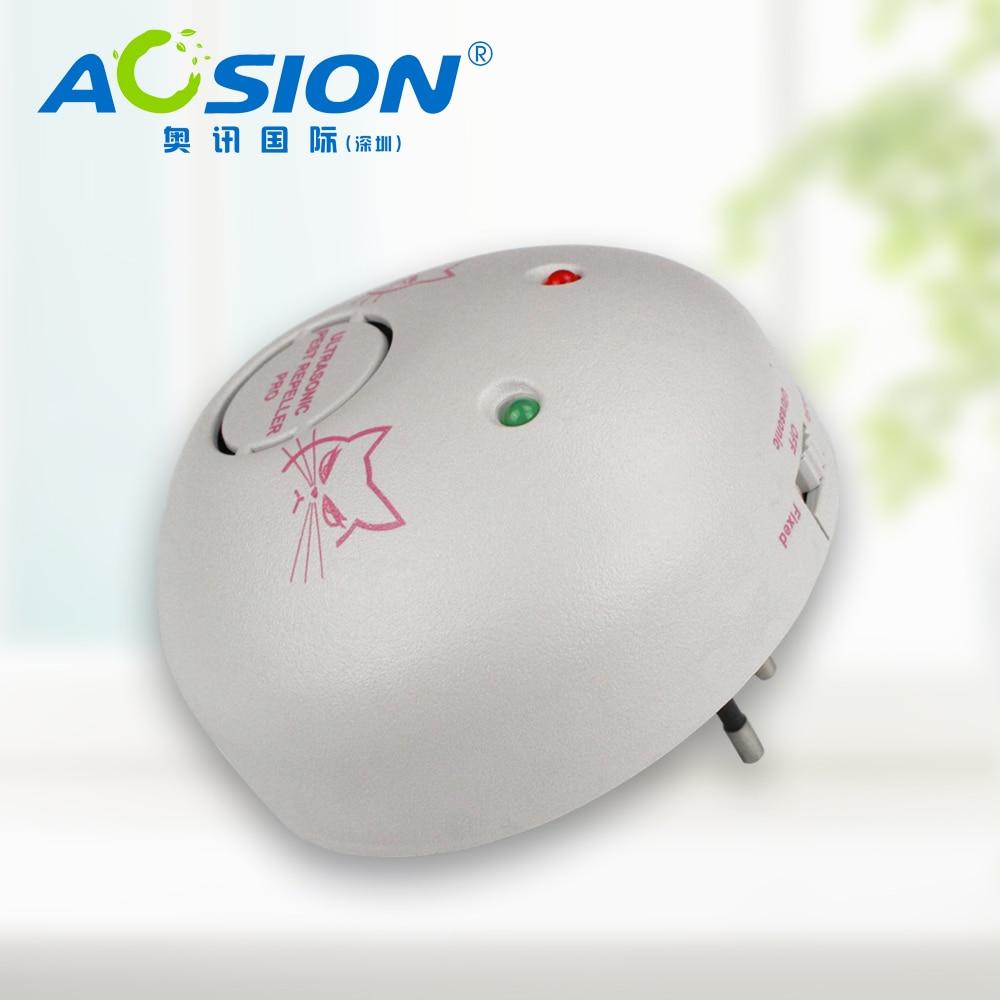 Aosion Shtëpi elektronike tejzanor elektronik Mouse miell shtytës - Produkte kopshti - Foto 2