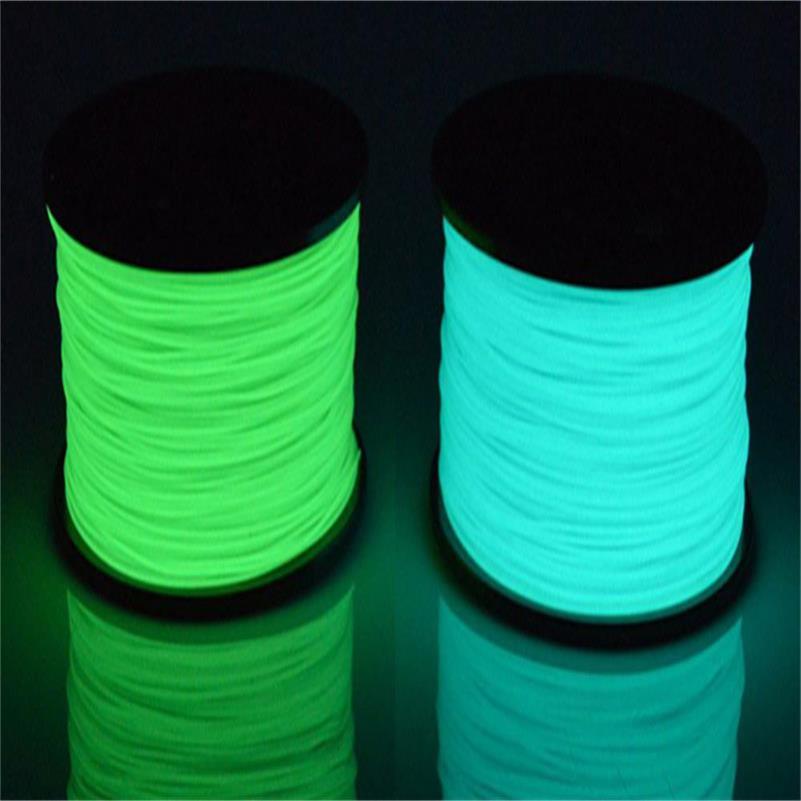 Светящаяся нить PLA для 3d принтера, печатный светящийся АБС светящийся Темный PCL