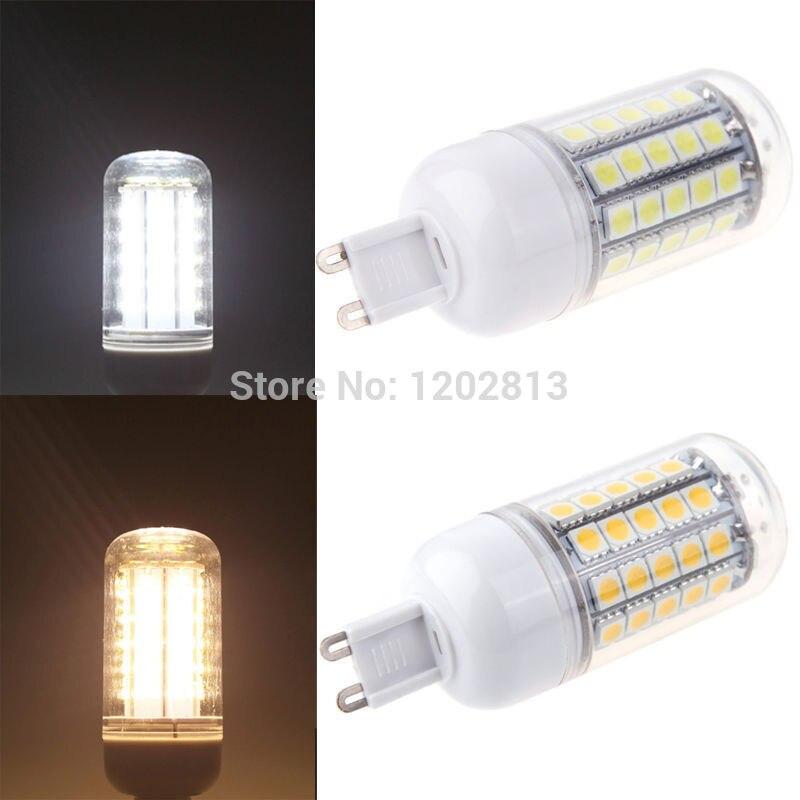 Прямая Продажа с фабрики G9 9 Вт 5050 SMD 59 Светодиодная лампа энергосберегающие лампы Освещение лампа