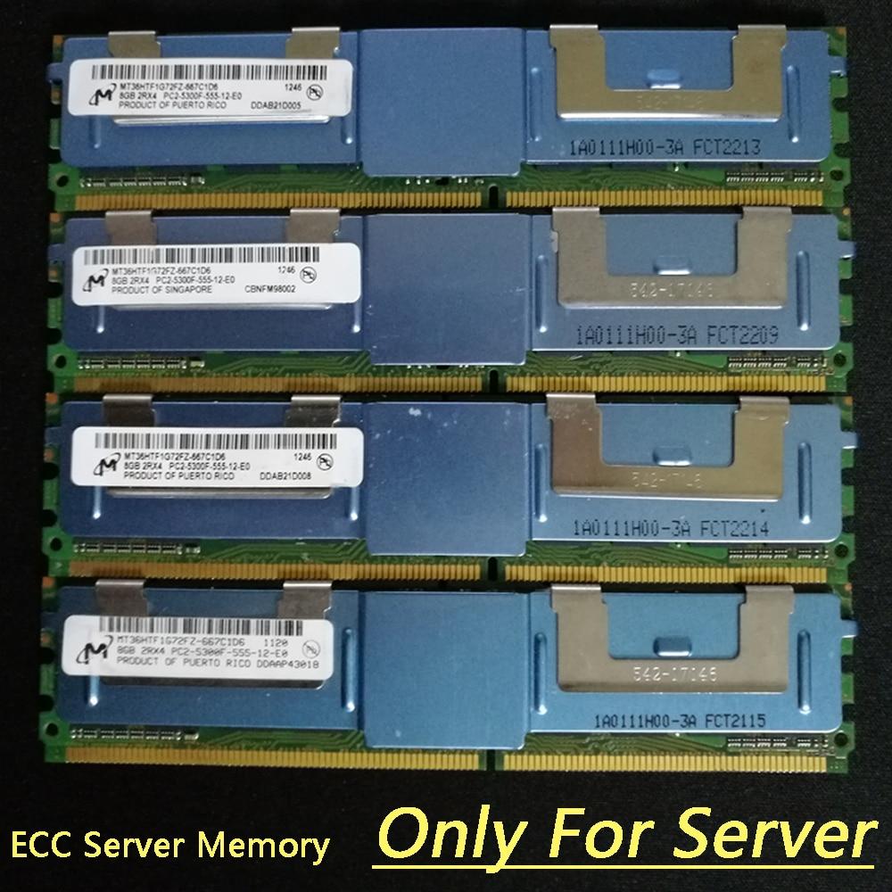 памяти сервера