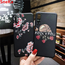Soft TPU Phone Case For Coque iPhone 7 8 6 6s Plus X XR XS Max Case 3D embossed Cute Floral Back Cover For iPhone 7 Case Cover hot sale fashion watches nylon strap watch men watch ultra thin men s watch clock relogio masculino reloj hombre erkek kol saati