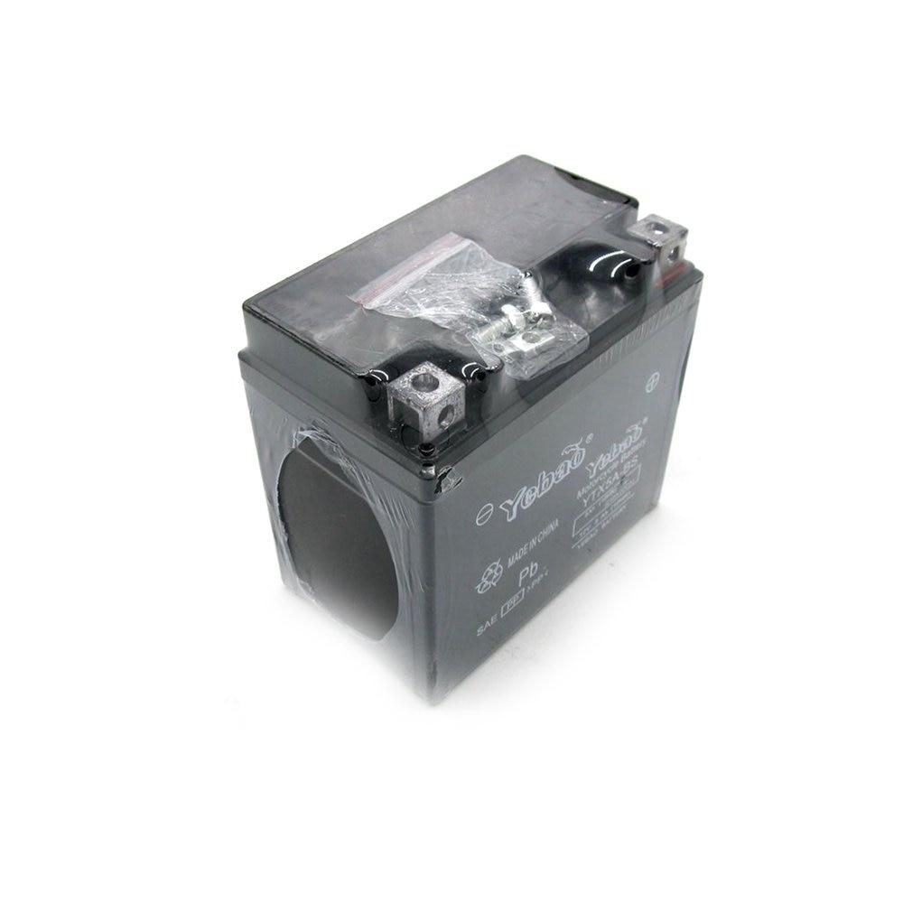 Batterie de moto 12 V 5Ah batterie de remplacement professionnelle vélo électrique outil de secours accessoires de moto