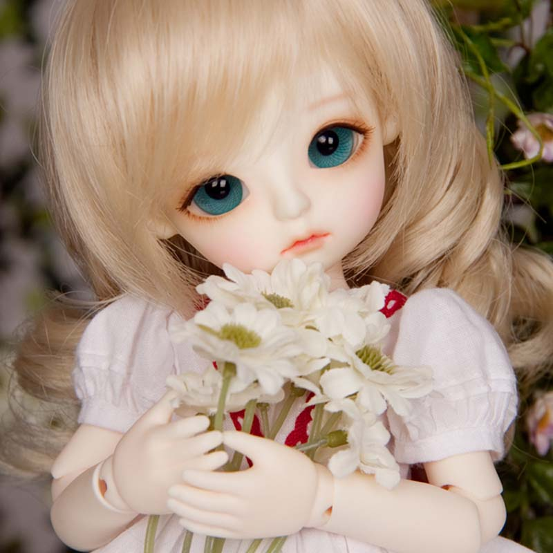 1/6 BJD Doll BJD/SD Lovely lina Melissa Resin Joint Doll With Eyes For Baby Girl Birthday Gift Present кукла bjd dc doll chateau 6 bjd sd doll zora soom volks