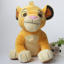 Cute Simba Cartoon The Lion King Plush Toys Simba Soft Stuffed Animals doll Ceecilio