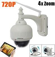 VStarcam C7833wip X4 720P PTZ Dome IP Camera Support WIFI ONVIF 2 4 Protocol With 4