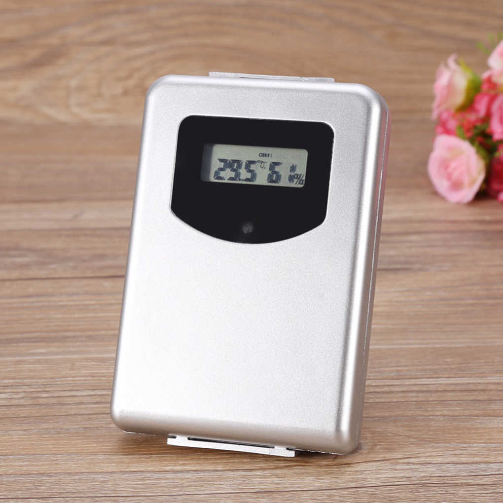 Forecast Temperature with  433MHz Wireless Weather Station Digital Thermometer Hygrometer Humidity Sensor