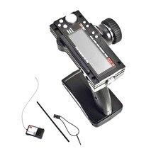 Flysky FS-GT3B 2,4G 3CH Радио Модель пульт дистанционного управления lcd передатчик и приемник для RC автомобиля лодки