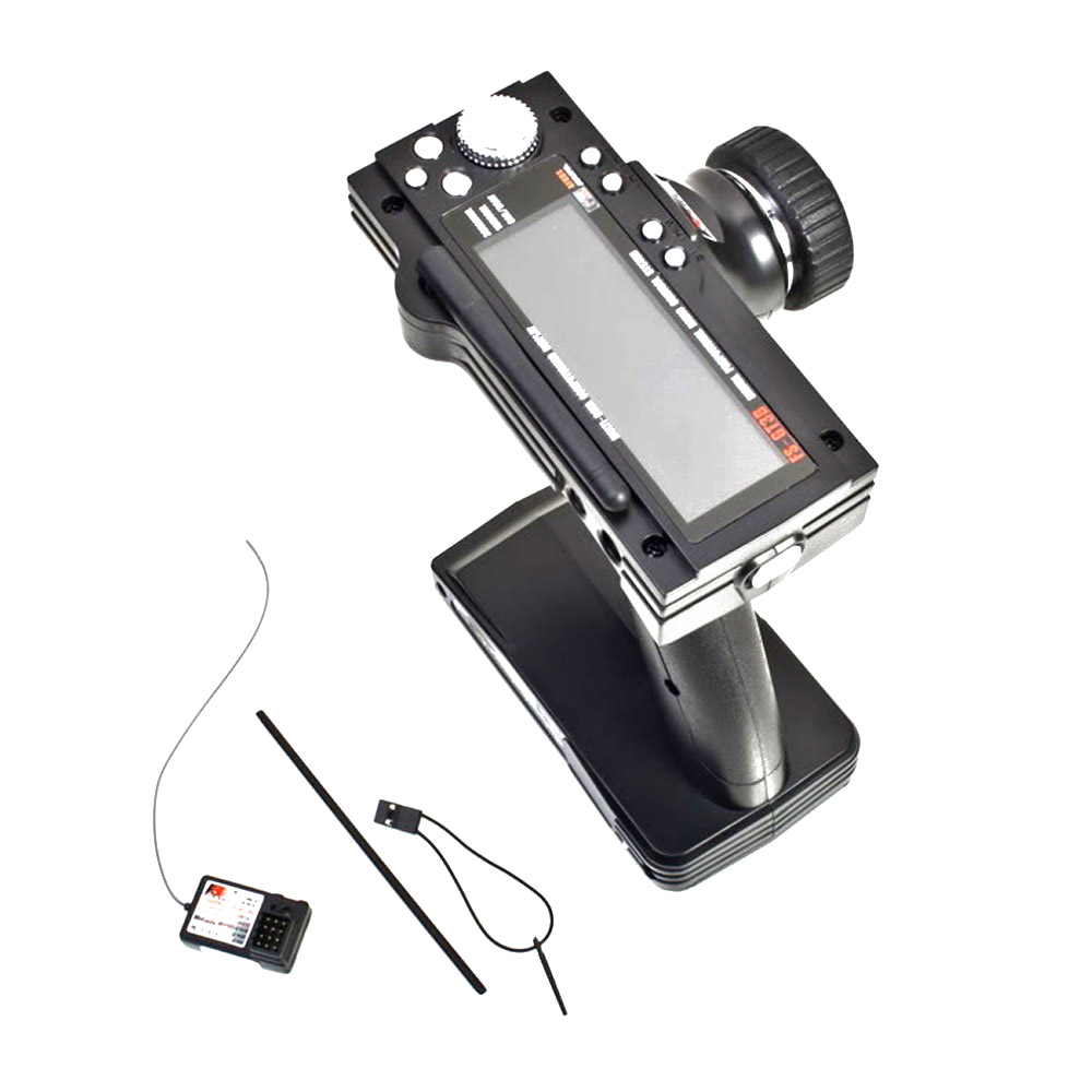 Flysky FS GT3B 2.4G 3CH Radio Model Remote Control LCD Transmitter & Receiver for RC Car Boat-in Parts & Accessories from Toys & Hobbies