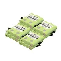 8 Packs a set! Battery For Uniden 2 way radio BP 38 BP 40 GMR FRS BT 537 BT1013