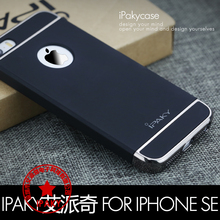 2016 new arrival 100% original ipaky brand classic case for iphone SE for iphone 5s 3 IN 1 design luxury cover full tracking