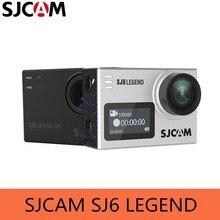 "SJCAM SJ6 LEGEND Camera 4K 24fps Ultra HD Notavek 96660 Waterproof Action Camera 2.0"" Touch Screen Remote Sports DV RAW Photo"