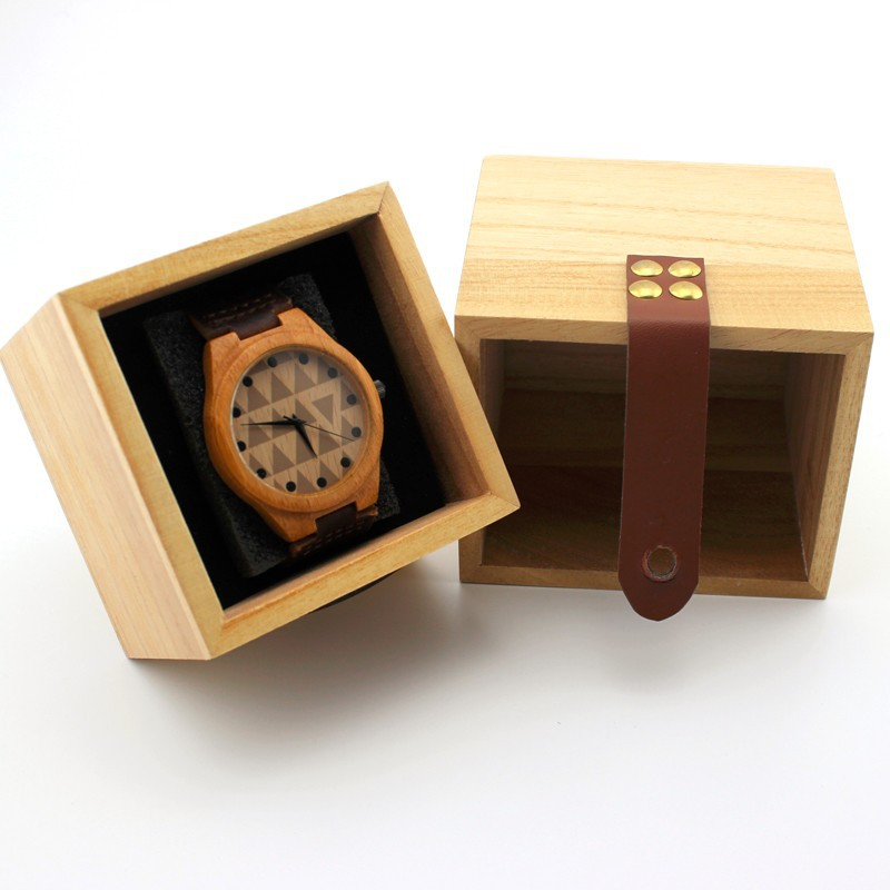 full wooden watch box out brand design wood round box accepct full wooden watch box out brand design wood round box accepct customise logo for men or women out watch in watch boxes from watches on