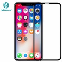 NILLKIN Amazing 3D CP MAX Nano Anti Explosion 9H Tempered Glass Screen Protector For Apple Iphone