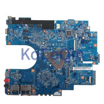 KoCoQin اللوحة الأم للكمبيوتر المحمول لسوني Sve17 Sve1711 MBX-267 Z70CR S1204-2 A1890676A 48.4mr906 021 HM70 216-0833002