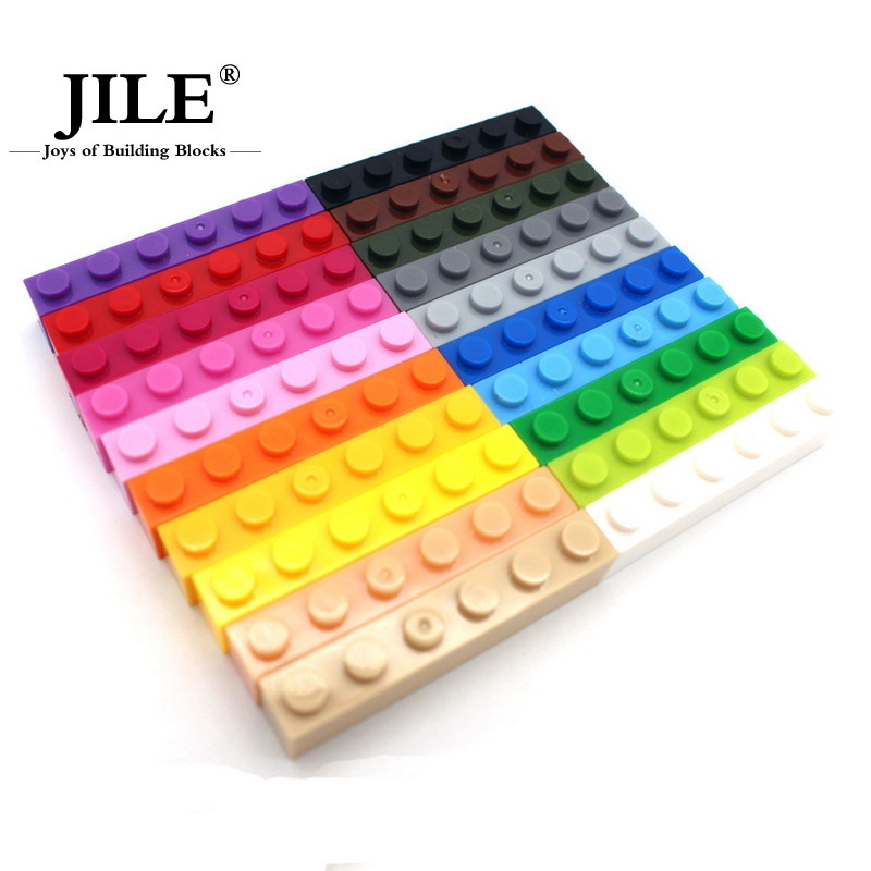 Free Shipping!moc *Brick 1x6 (3h)*3009 DIY enlighten block bricks Compatible With Assembles Particles